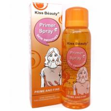Kiss Beauty Makeup Primer Spray Skin Smooths