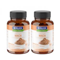 Bioglan Superfoods Organic Maca 2 x 60 Capsules (40 Days Supply)
