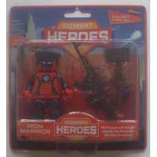 Combat Heroes -  Iron Warrior.