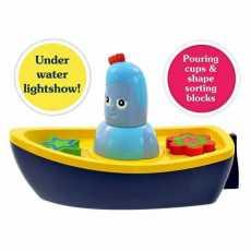 In The Night Garden Igglepiggle Boat