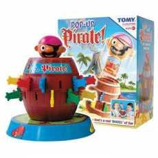 TOMY 7028 Pop Up Pirate