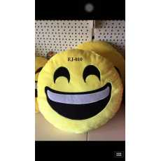 HIGHLIVING @32*32CM Soft Round Emoji Smiley Emoticon Cushion Pillow Stuffed...