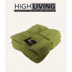 Variation of catalog item Highliving Supreme 100% Egyptian Cotton 500gsm 6...