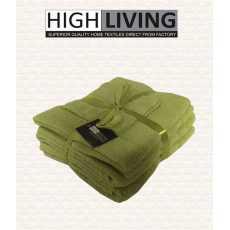 Variation of catalog item Highliving Supreme 100% Egyptian Cotton 500gsm 6...