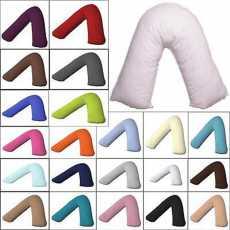 Variation of catalog item Highliving V Shaped Pillow Orthopaedic Maternity...