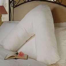 Highliving V Shaped Pillow Orthopaedic Maternity Pregnancy Baby Nursing Back...