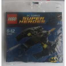 DC Super Heroes Batman Lego kit.
