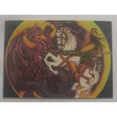 Bob Marley Collector Cards Foil No3.
