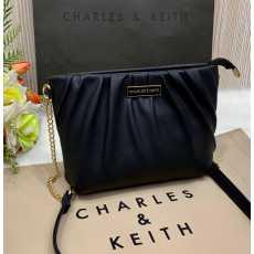 Supreme Quality Cross Body Bag Half Chain & Half Belt Bag Soft Cynthetic...