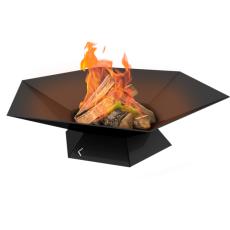 Goblet Garden Fire Pits black 69x60 cm Kratki