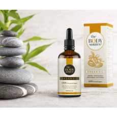 2x Argan Oil - 100% Pure and Organic - Cold Pressed, Extra Virgin and Bottled in