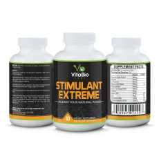 2x  High Strength Energy capsules & Focus Boost Supplement Reduce Fatigue