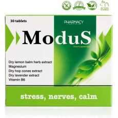 Pharmacy Laboratories Modus Calm Day | Stress, Nerves & Anxiety Relief