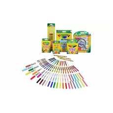 Crayola 70 Piece Stationery Set