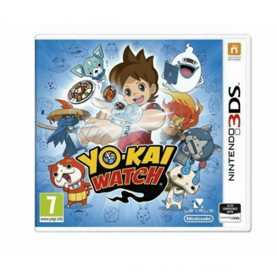 Yo-Kai Watch - Nintendo 3DS 2DS - New & Sealed Yokai 1