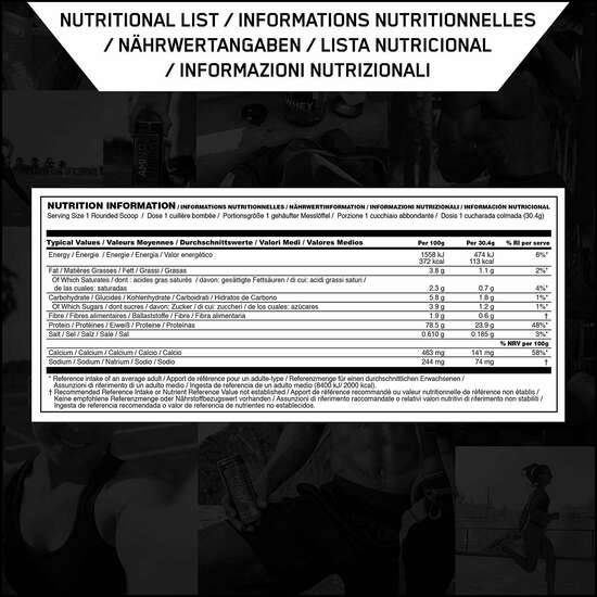 Workout  Nutrition Gold Standard Whey Protein Powder Muscle Building Supplements